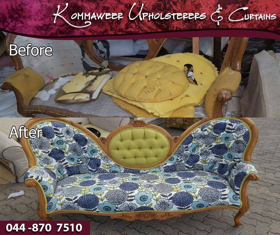 At #KommaweerUpholsterers we are passionate about upholstering furniture. We can assist you, kindly contact us on 044 870 7510 for more information. #Upholstery #services