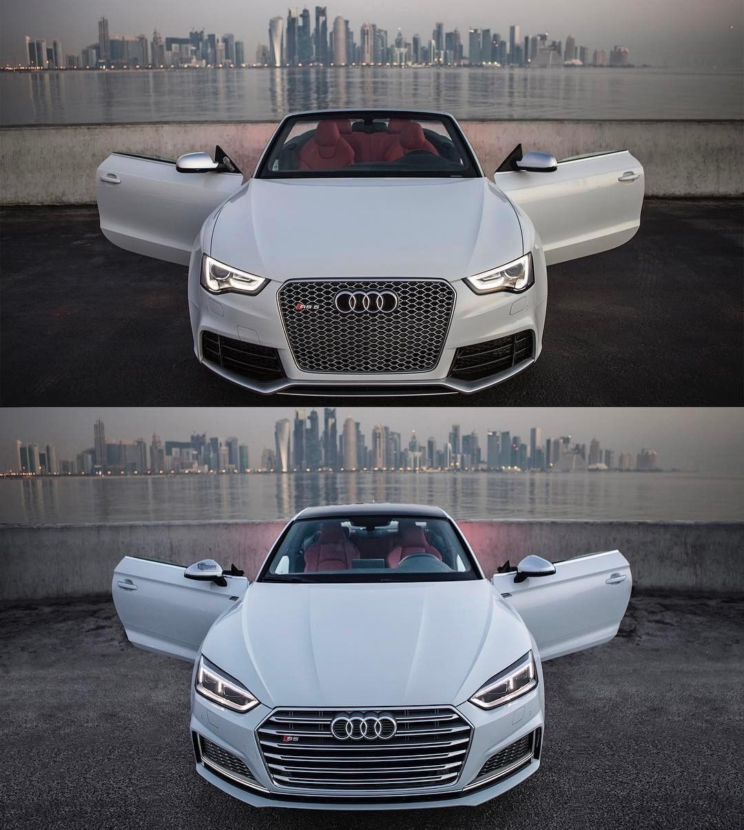 Old Or New Auditography Audi S5 Coupe A5 Quattro Audis5