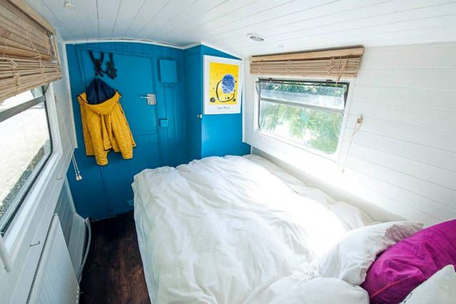 Beautiful 41ft Narrowboat For Sale Continuous Cruiser Move In Condition In Hackney London Gumtree Boat House Interior Narrowboat Narrowboat Interiors