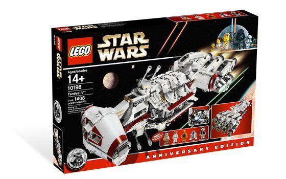Lego Star Wars Tantive Iv 10198 2009 New Sealed Set Lego Star Wars Star Wars Toys Lego Star Wars Sets