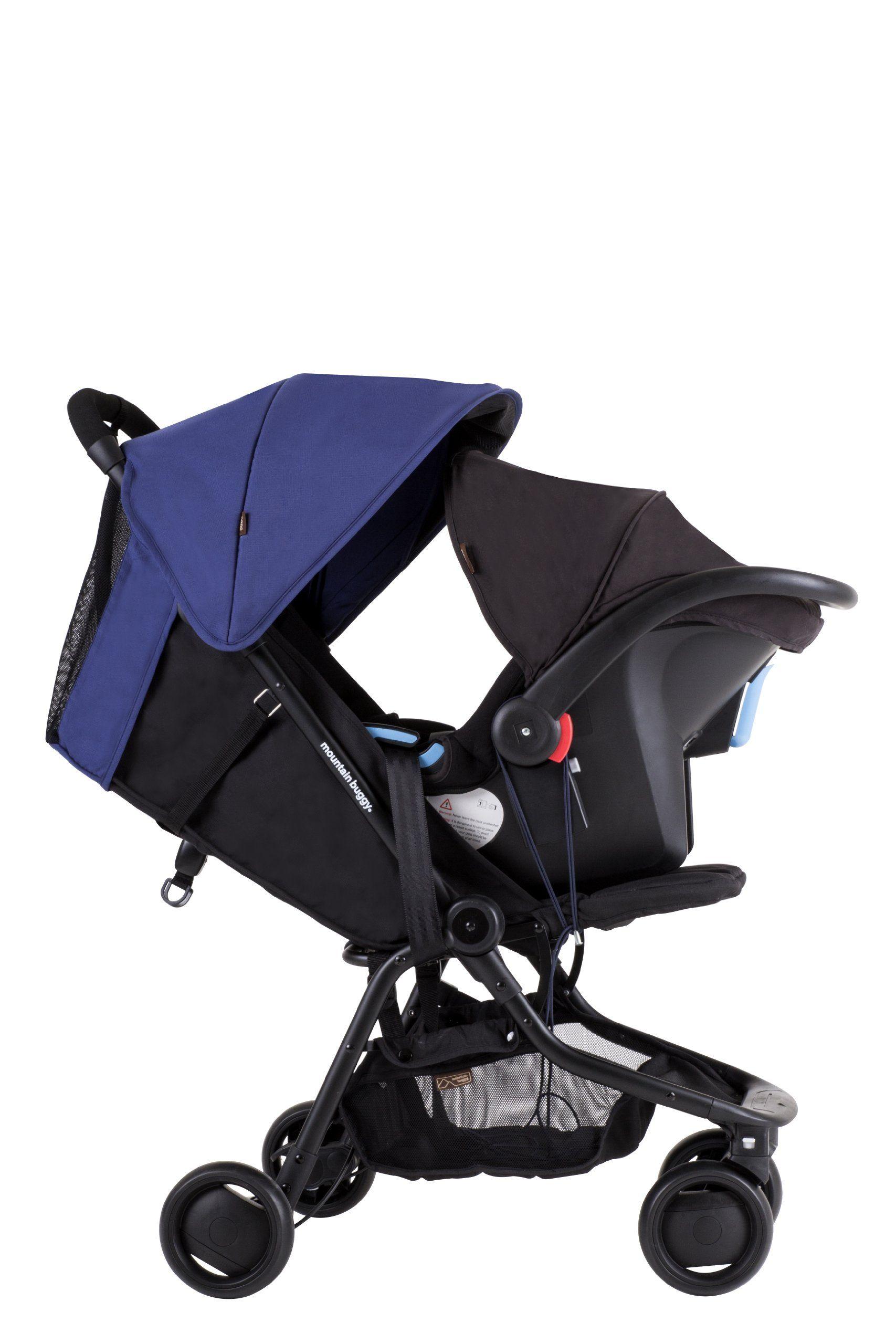 Amazon Com Mountain Buggy Nano Stroller Black Baby A Pea In