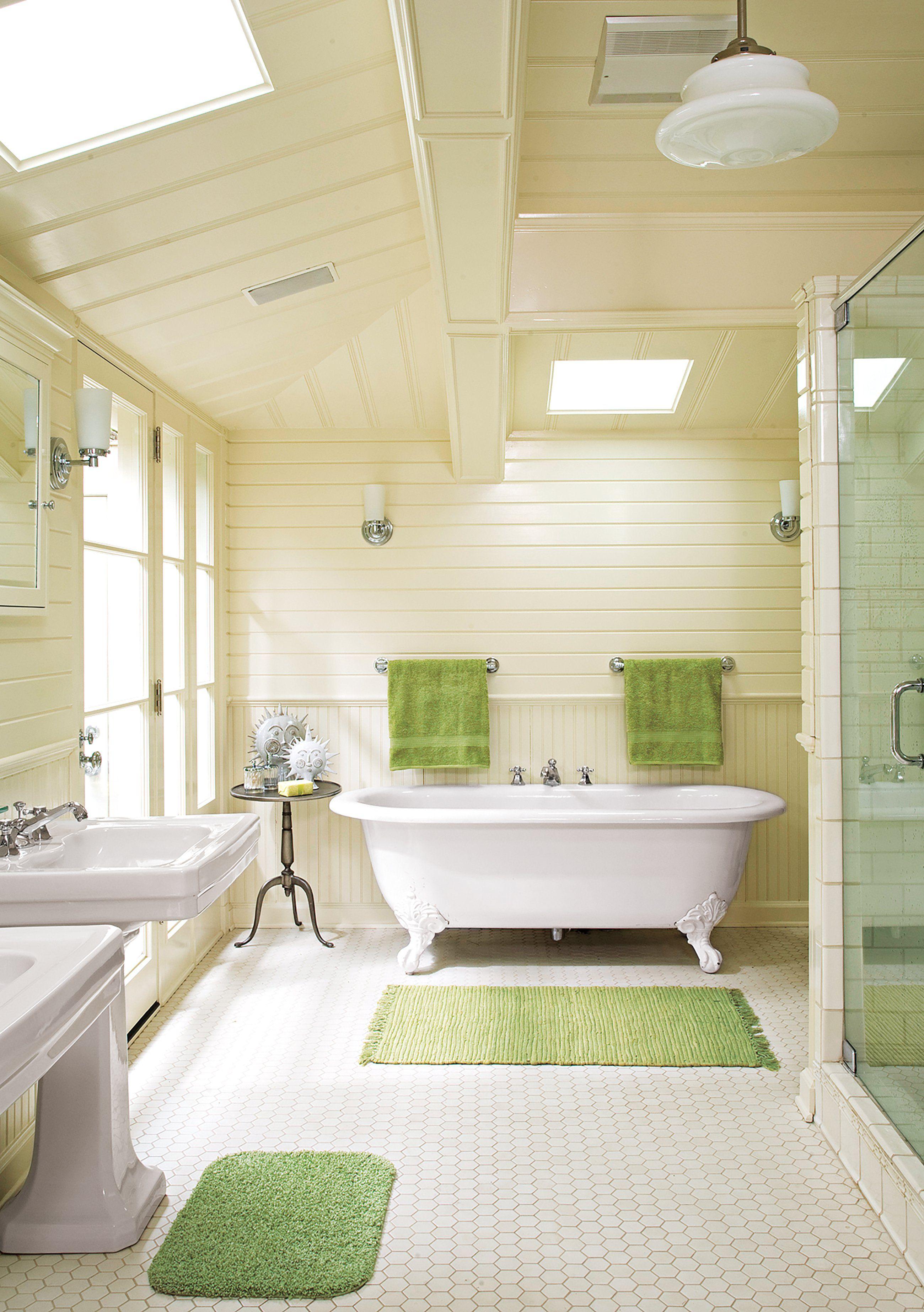 Read This Before You Redo a Bath | Green bathroom decor ...