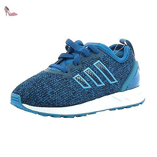 the best attitude 667eb 208fd Adidas - Adidas Zx Flux Adv El I Chaussures de Sport Enfant Blau - Bleu,