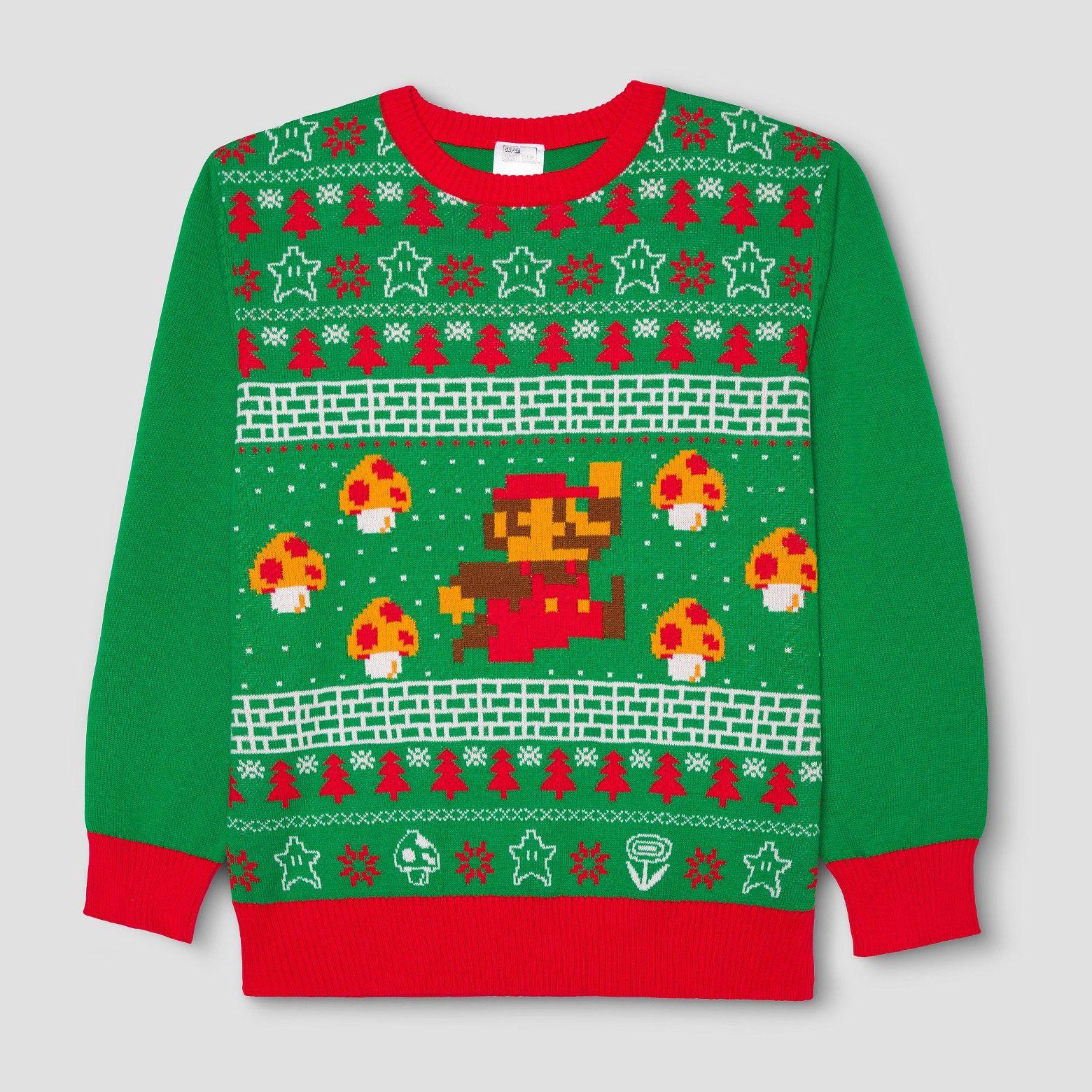 Princess Peach Ugly Christmas Hoodie Sweater Unisex Mens /& Women/'s Clothing Video Game Retro Classics Retro Hoodie Christmas Gifts