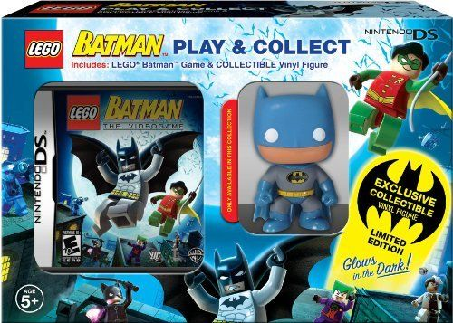 Lego Batman Play Collect Batman Nintendo Ds By Solutions 2