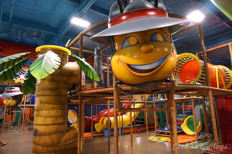 Billy Beez Indoor Playground at Oakridge in San Jose, CA   Cookies ...