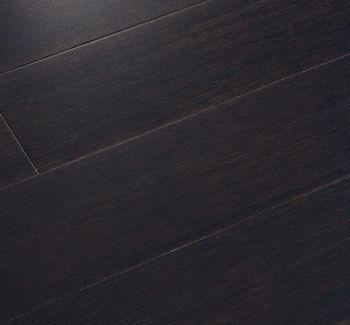 Bamboo Cork Flooring Teragren Bamboo Flooring Portfolio Series Locking Bamboo Midnight Black