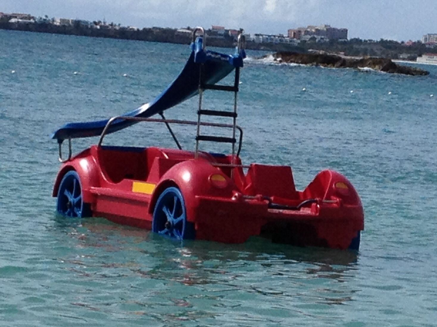 Car Boat to rent!