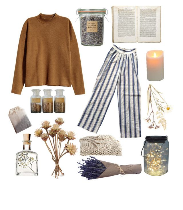 """""""hygge"""" by coffee-and-jazz ❤ liked on Polyvore featuring H&M, Paul & Joe, Jayson Home and DKNY"""