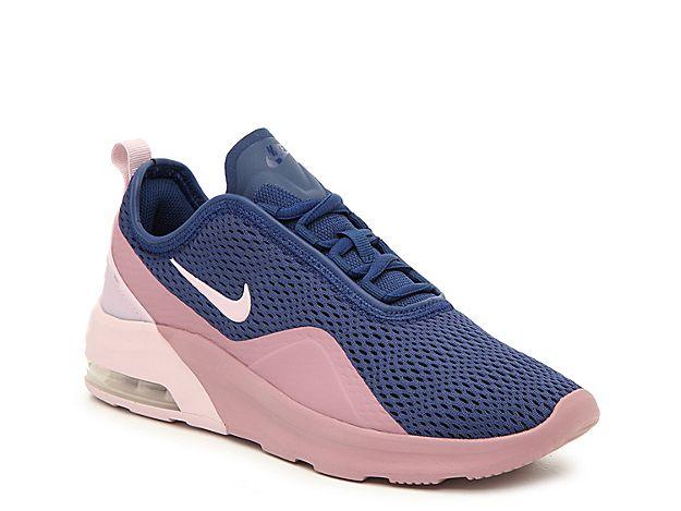 240c3b5305 Women Air Max Motion 2 Sneaker - Women's -Navy/Mauve in 2019 ...