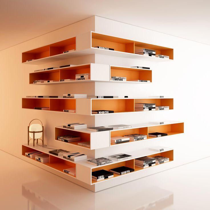 Organize e decore seus ambientes aproveitando o espaço vertical com a ajuda dos nichos de parede. Aprenda a usá-los de diferentes formas aqui!