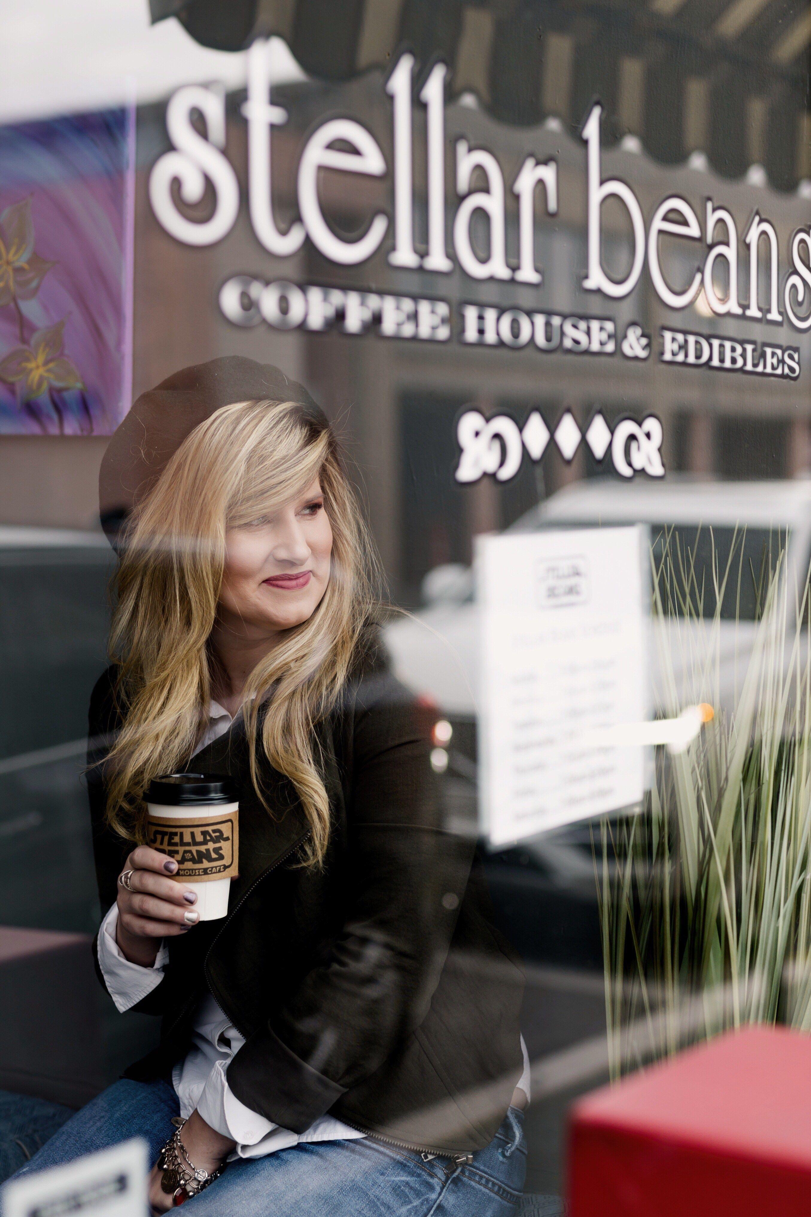 Stellar Beans Coffeehouse Cafe