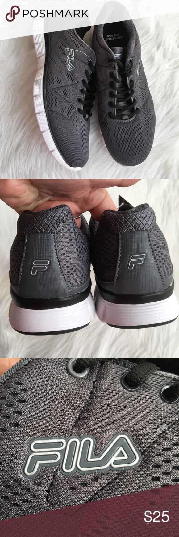 da83e9eaf0b0 Fila Memory Refractive Memory Foam Athletic Shoes Men s Fila Memory  Refractive Memory Foam Running Athletic Shoes