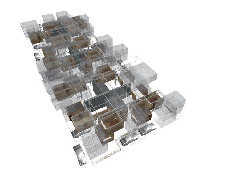 El vac o como elemento vinculante y estructurante cit manifeste duncan lew - Cite manifeste mulhouse ...