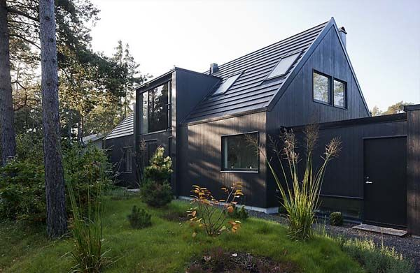 Lima house 3 swedish combination of traditional elements for Traditional swedish house plans