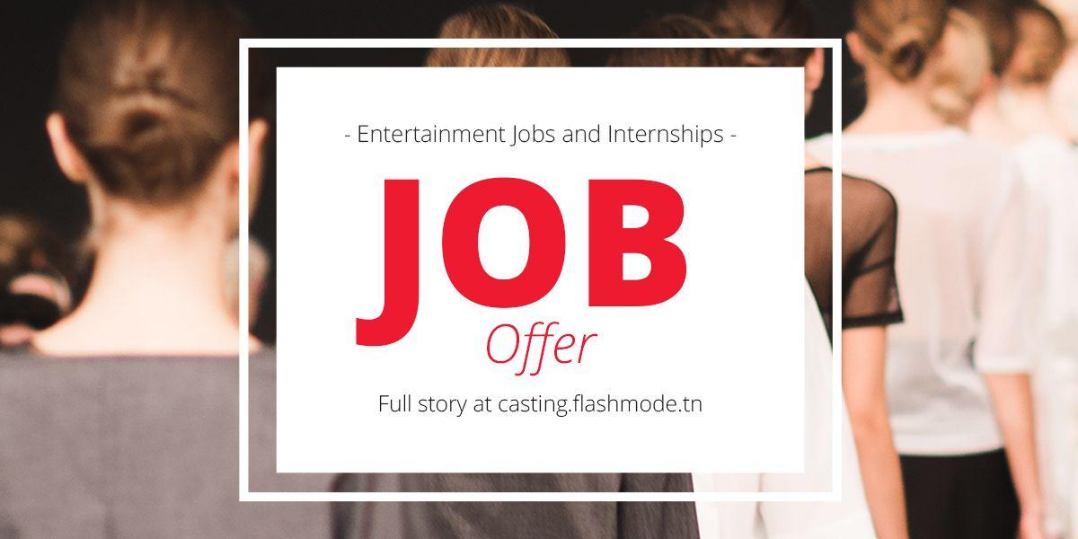 Job Live Mix Engineer It cast, Marketing jobs, Job ads