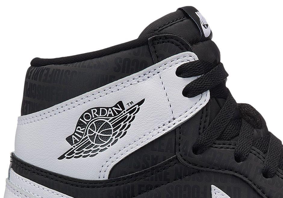 """38b79f2bb0 #sneakers #news Derek Jeter-Inspired Air Jordan 1 RE2PECT Features """"Shadow""""  Like Colorway"""