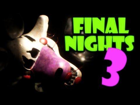 Final Nights 3 | Part 2 (Nights 3 + 4) | NEW REAPER