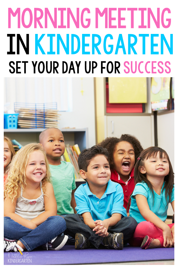 Morning Meeting Routine for Kindergarten - Natalie Lynn Kindergarten
