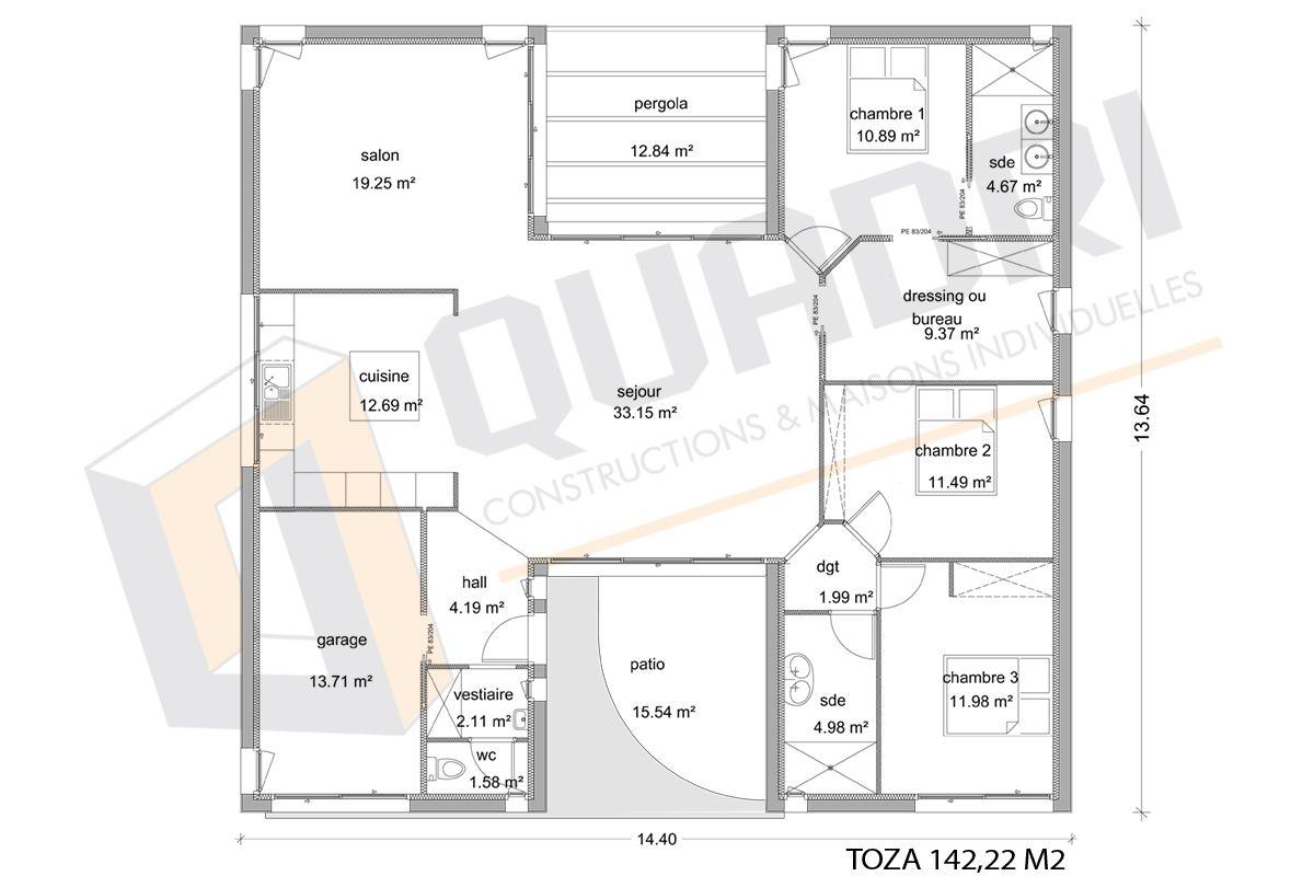 societe quadri constructeur de maison en gironde ccmi rt2012 quadri constructeur de. Black Bedroom Furniture Sets. Home Design Ideas