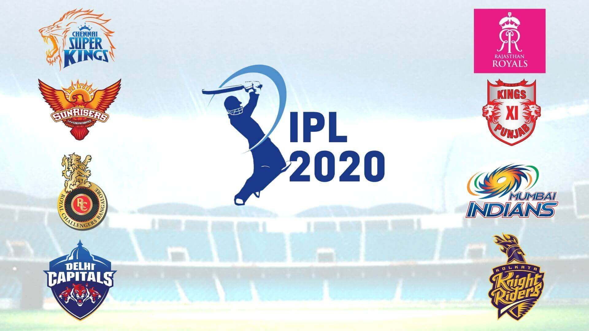 Ipl 2020 Only 6 Doubleheaders As Bcci Announces League Phase Schedule Ipl Live Ipl Cricket In India