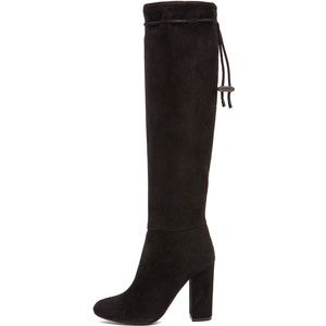 Lanvin Knee High Suede Boots