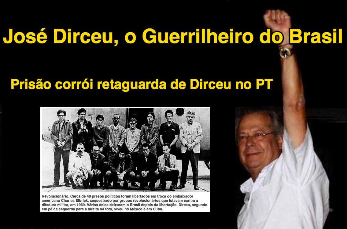 Prisão corrói retaguarda de Dirceu no PT ➤ http://politica.estadao.com.br/noticias/geral,prisao-corroi-retaguarda-de-dirceu-no-pt,1740655 ②⓪①⑤ ⓪⑧ ⓪⑨ #BrazilCorruption