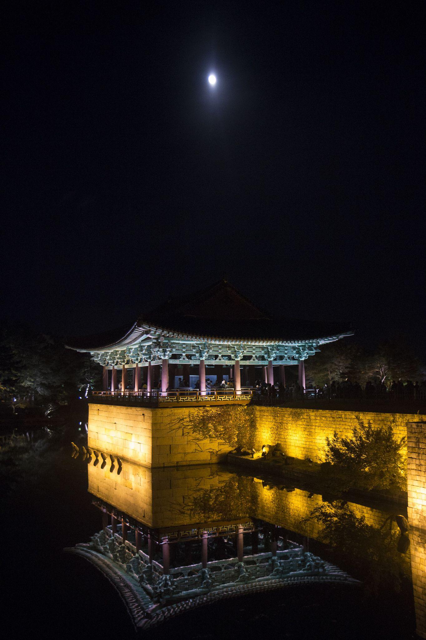 https://flic.kr/p/DZ6Dna | Gyeong-ju, Donggung
