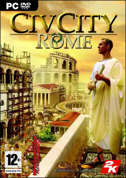 CivCity: Rome PC Game Free Download Full Version, System