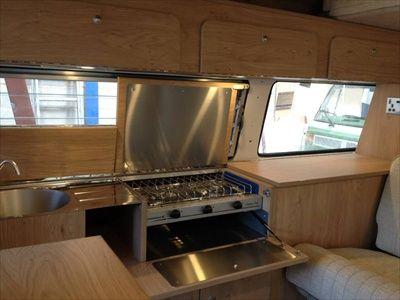 Arredamento Camper ~ Conversion gallery vw t campers kitchen pods flat pack