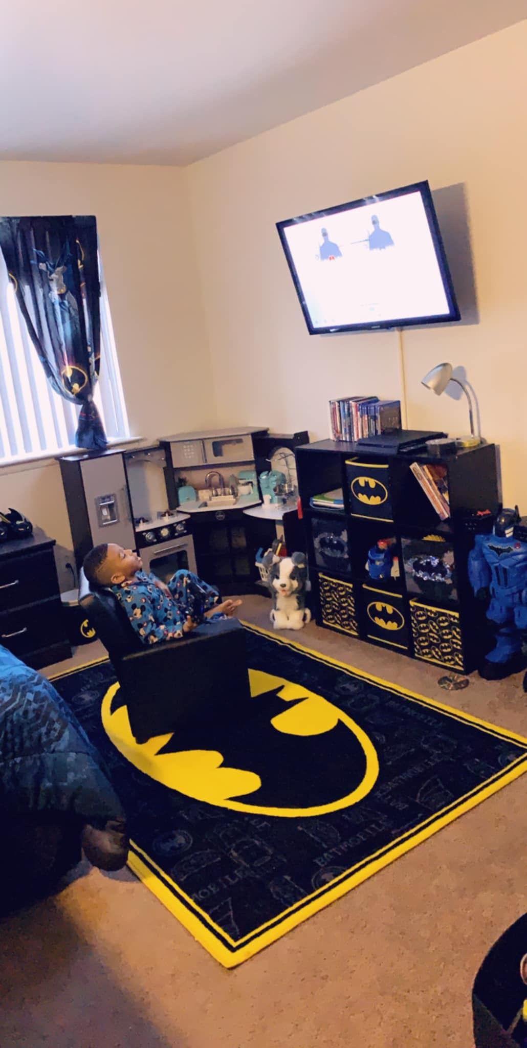 Batman Boys Room Beejo Boy Toddler Bedroom Baby Boy Bedroom Toddler Rooms