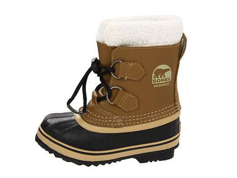 e1b124b41705 SOREL Kids Yoot Pac™ TP (Toddler Little Kid Big Kid) Mesquite - Zappos.com  Free Shipping BOTH Ways