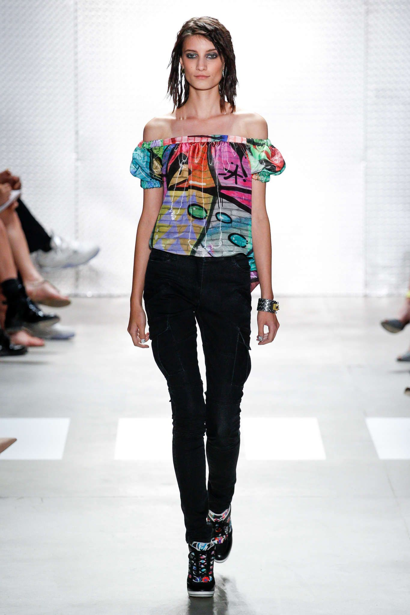 Nicole Miller Primavera/ Verão 2016, Womenswear - Desfiles (#22670)