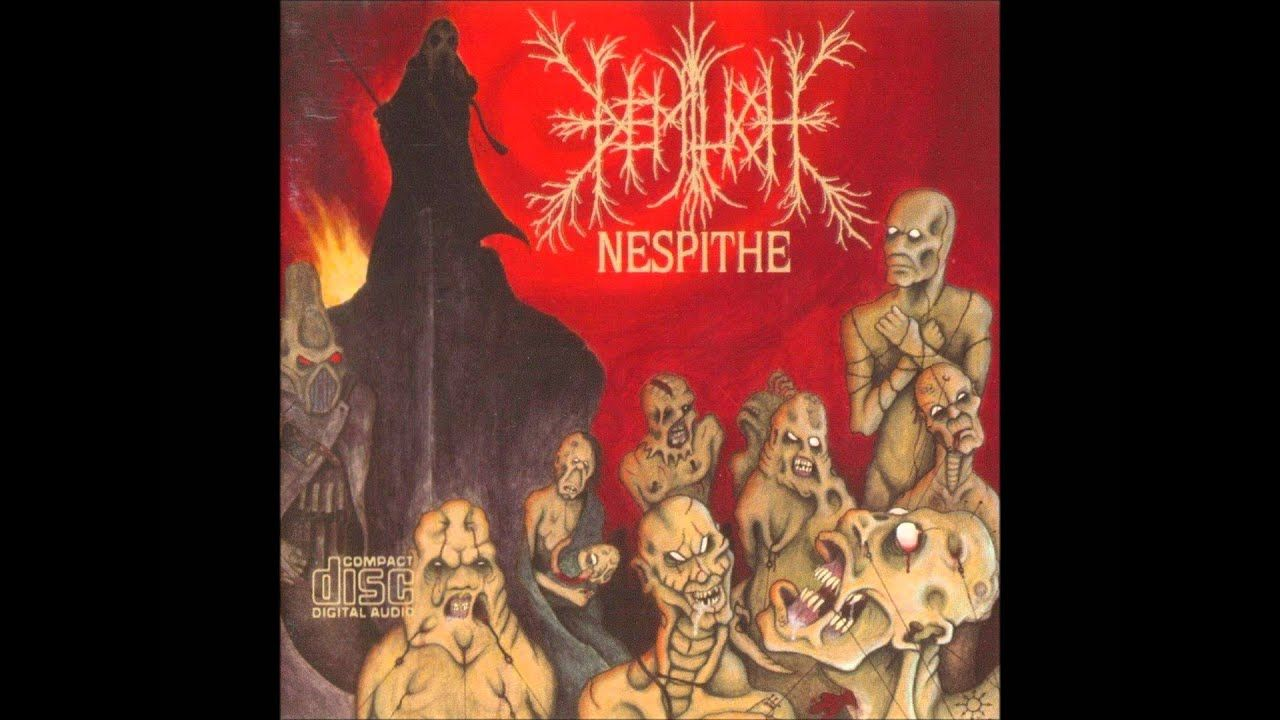 Demilich Nespithe Full Album Metal Albums Death Metal Heavy Metal