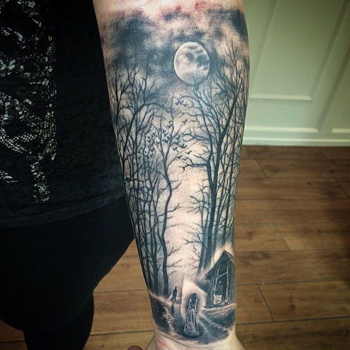 tattoo ærmer århus