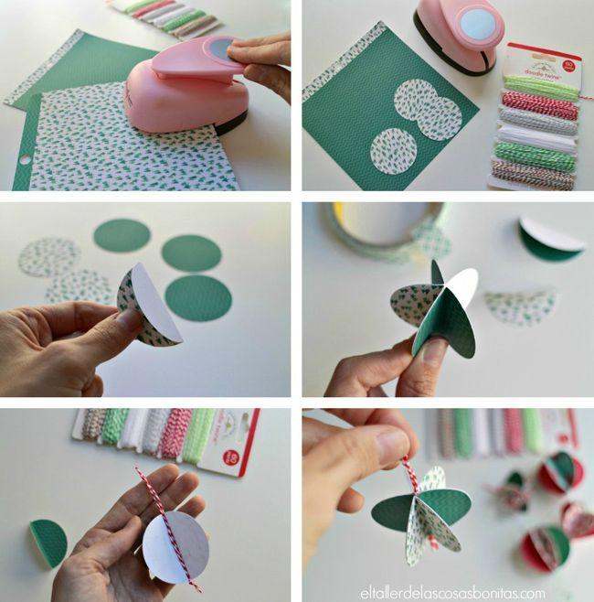 Cosas creativas para hacer faciles buscar con google - Arreglos navidenos faciles de hacer ...