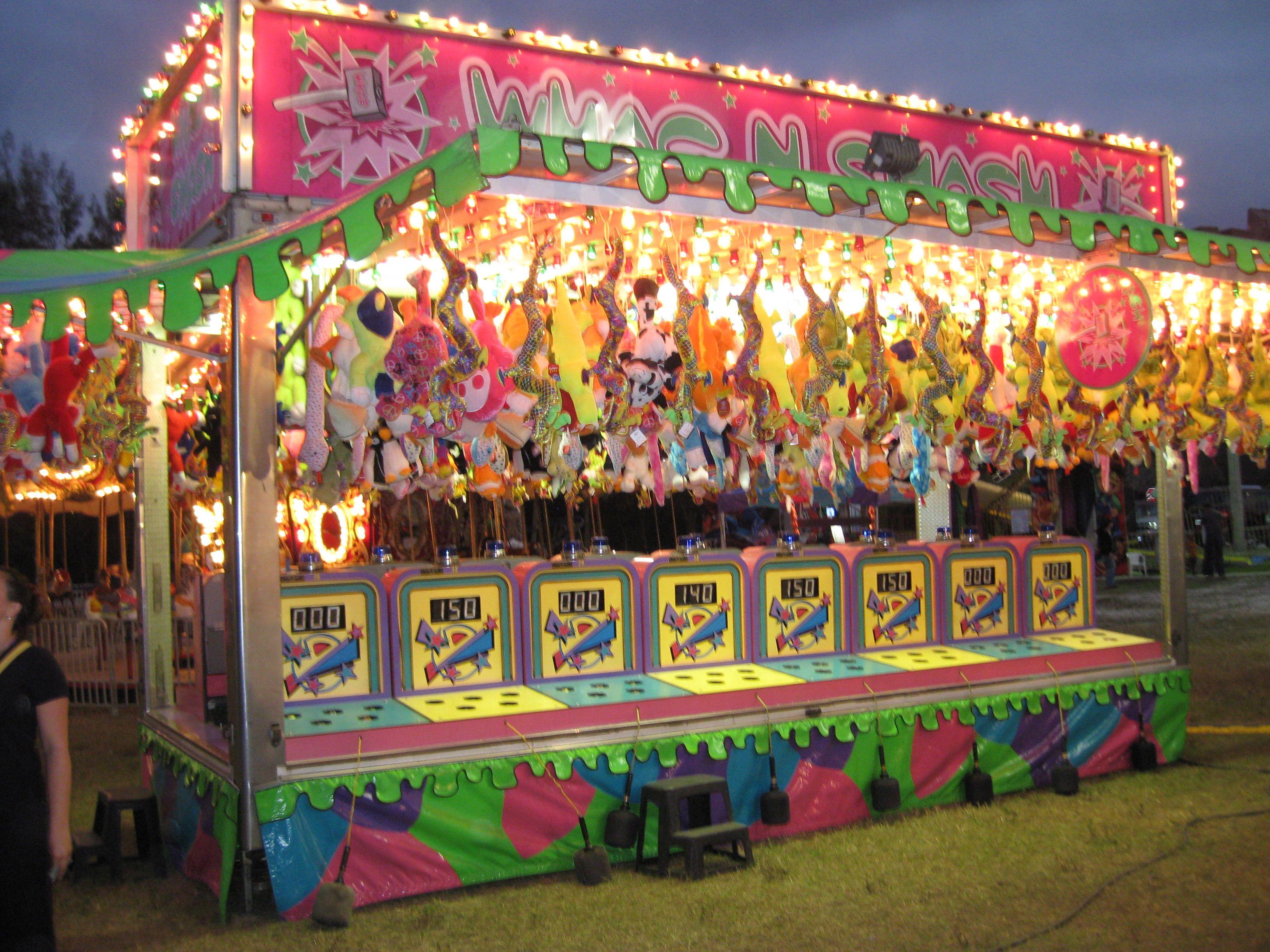 Fair Games Specials Amusement Rentals Tent Rentals