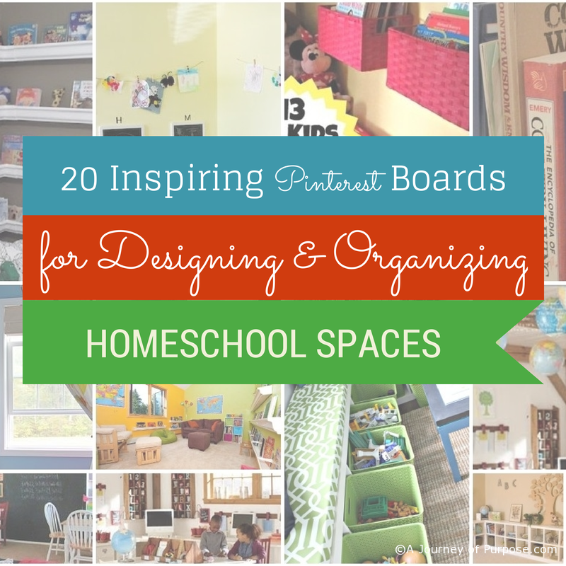 20 Inspiring Pinterest Boards For Designing And Organizing