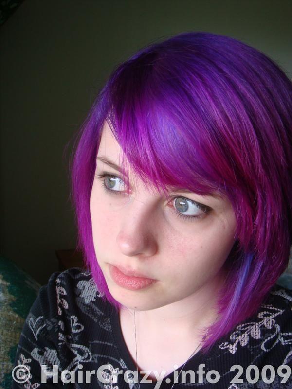 Warm Purple hair by chaosxkitten | Hair Ideas | Pinterest | Hair ...