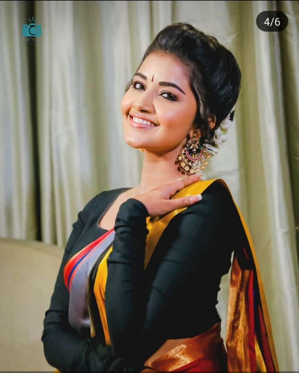 Anupama Parameswaran Anupama Parameswaran Indian Film Actress Beautiful Indian Actress