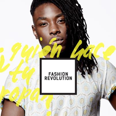 Fashion Revolution Day in Colombia https://www.facebook.com/fashionrevolutioncolombia @FashRevColumbia #insideout @fash_rev