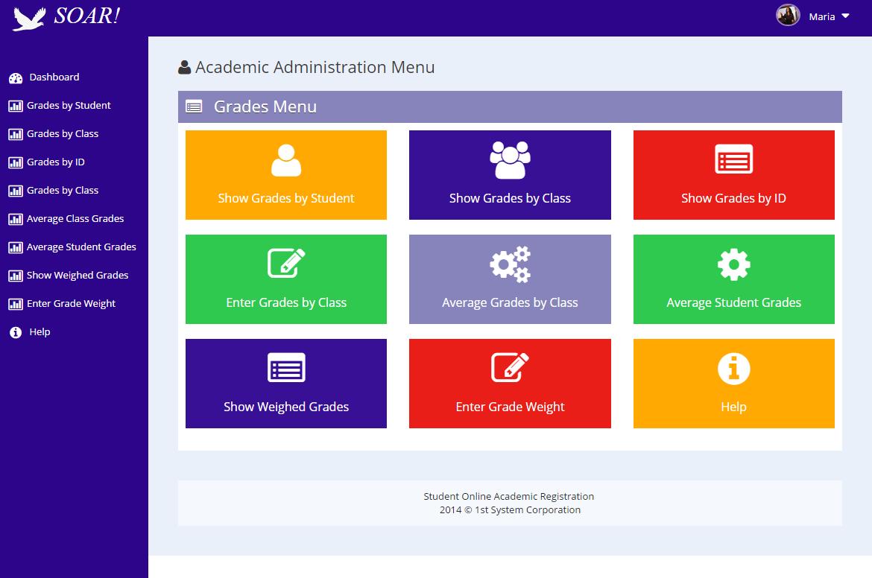 Student Online Registration System Grading | pgi | Pinterest