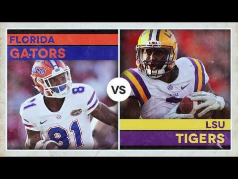 Florida Gators Vs Lsu Tigers Betting Odds Analysis College