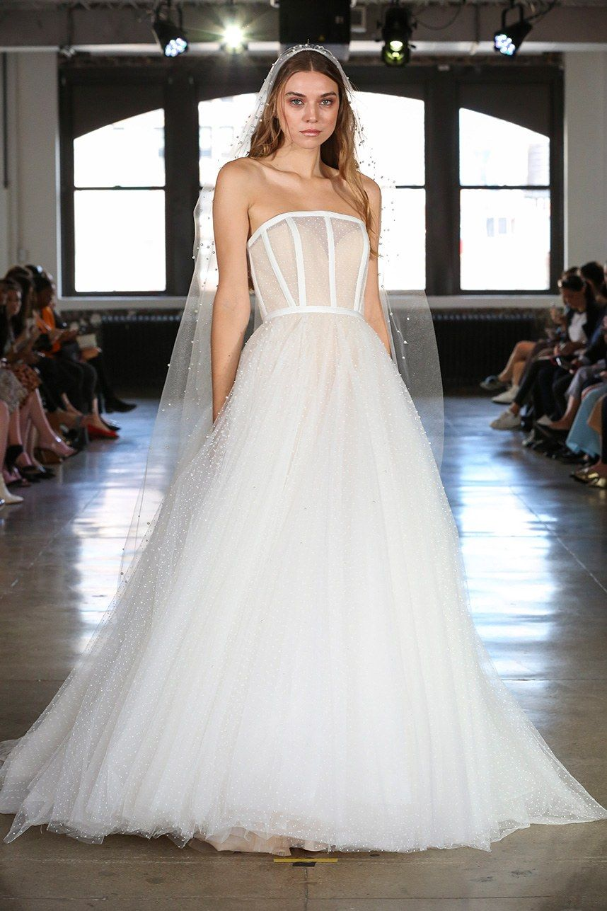 Hot trends from new york fallwinter bridal fashion week from