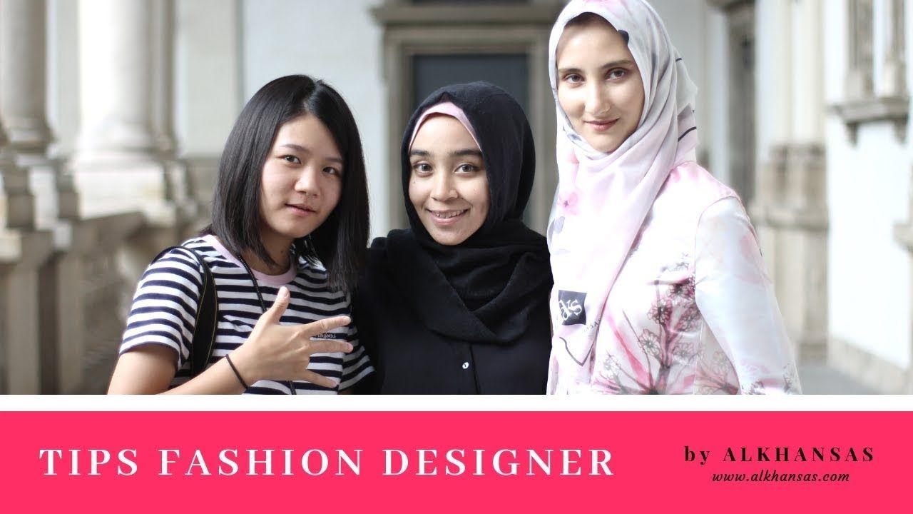 Tips Dan Cara Menjadi Fashion Designer By Alkhansas Fashiondesign Fashiondesigner Hijabfashion Indonesiandesigner Model Pakaian Mode Sederhana Tips
