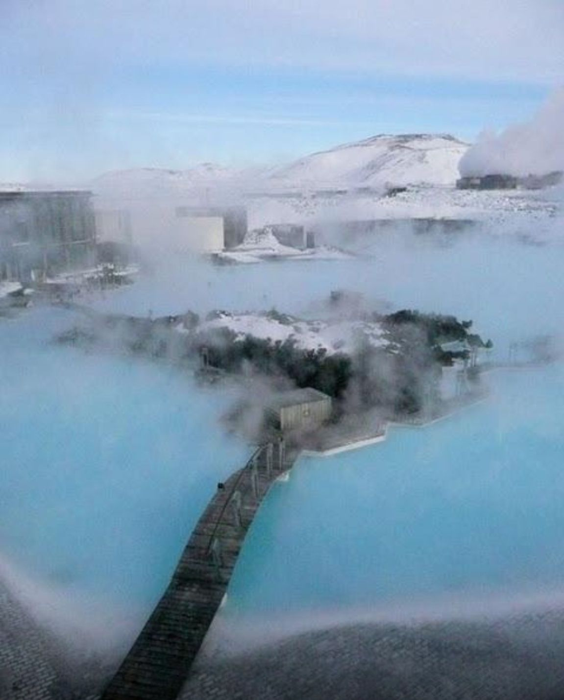 Photo of Ethereal Blue Lagoon Iceland