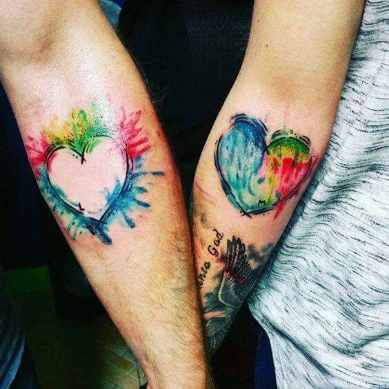 20 Matching Tattoo Ideas For Sisters Stylendesigns Matching Tattoos Couple Tattoos Autism Tattoos
