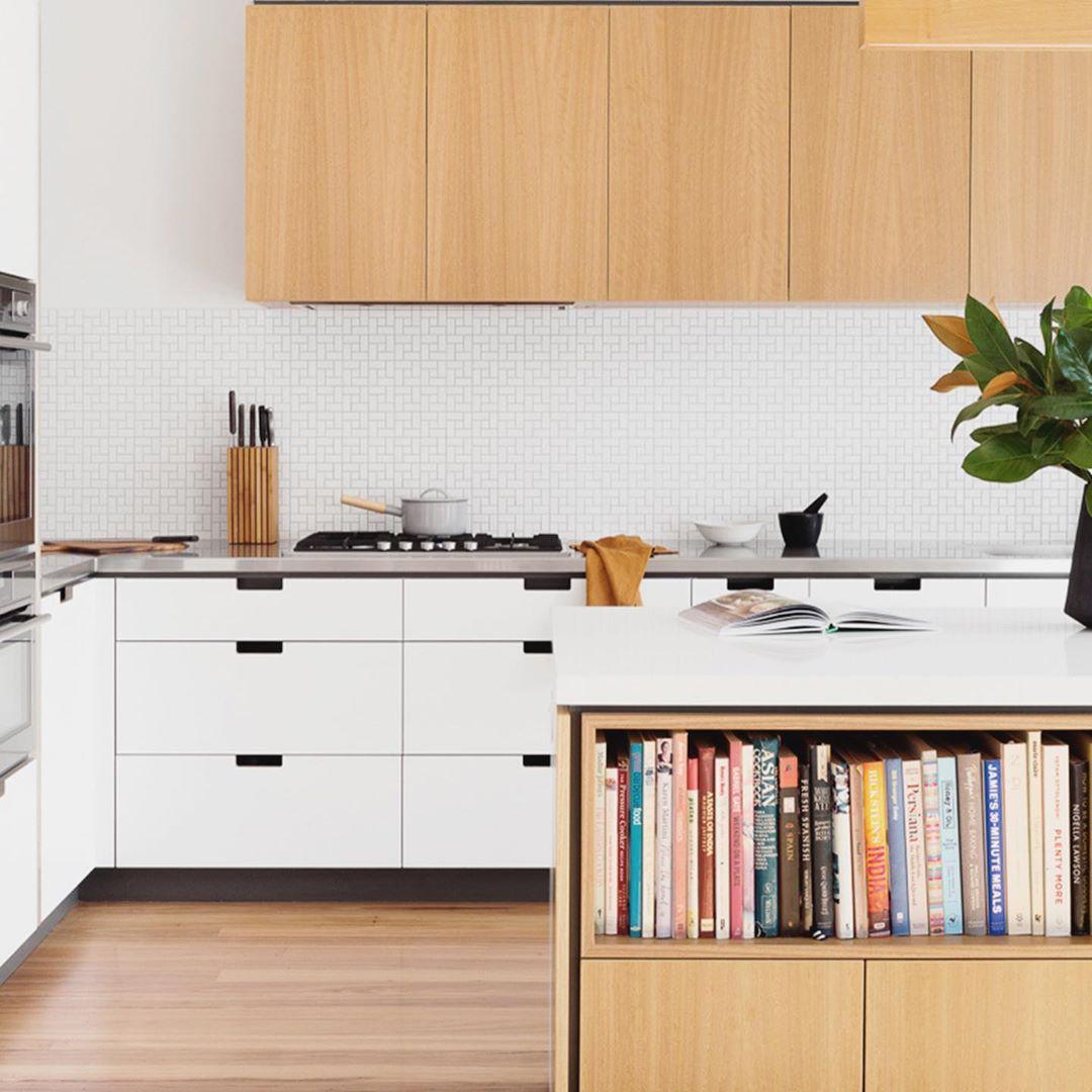 Habitus On Instagram In Their Quest To Design For Longevity Cantileverinteriors Has Established Kitchen Interior Kitchen Renovation Custom Kitchens Design
