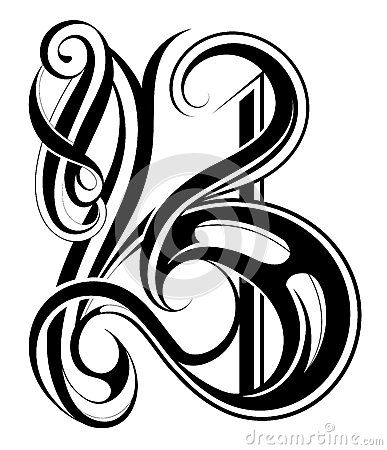 95 Calligraphy Letter A Designs