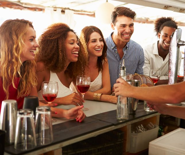 Am I Still Single Because I Don't Do the Bar Scene?, Take a look on TV, any show any network. In most every media outlet you are likely to see a stereotype of how singles meet: the bar. It may be a fancy...